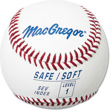 Safe/Soft Baseball - Level 1 - Ages 5-7