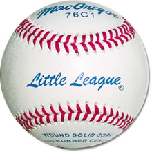 MacGregor® #76-1 Little League Baseballs