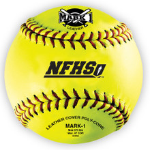 "Mark 1™12"" NFHS Softballs (12-Pack)"