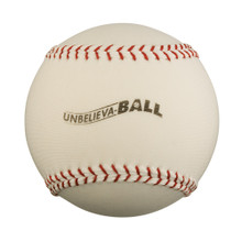 "Unbelieva-BALL 16"" Softball - White"