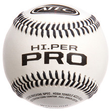 ATEC Hi.PER Pro Leather Machine Baseballs