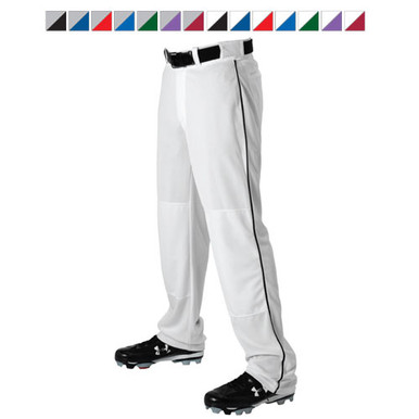 Baseball Pant w/ Braid Youth XS-XL