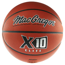 MacGregor X10 Elite Basketball