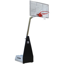 Gared Micro-Z54 Portable Basketball Standard