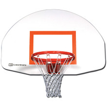 Gared® Fan-Shaped Steel Backboard