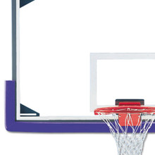 Gared® Pro-Mold® Indoor Basketball Backboard Padding 7