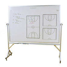 Basketball Playmaker Dry Erase Board