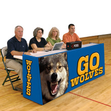 Bison Sport Pride Scorers Table - Floor Model