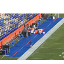 Bench Zone® Sideline Turf Protector - Custom Size