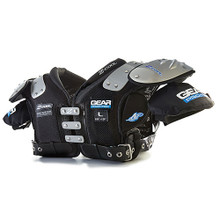 Z-COOL QB/WR/DB-Pro Select Football Shoulder Pads