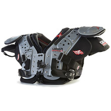 X2 AIR X-27F RB/DB/TE Football Shoulder Pads