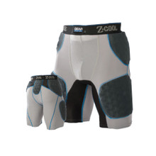 Gear Pro-Tec Z-Cool 5-Pad Girdle