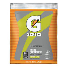 Gatorade® Thirst Quencher 8.5 oz. Lemon-Lime Powder Packets (40-Pack)