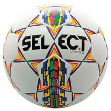 Select United Soccerball Wht/Multi