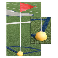 Indoor/Outdoor Corner Flags