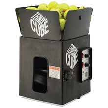 Tennis Cube Machine - Battery Powered