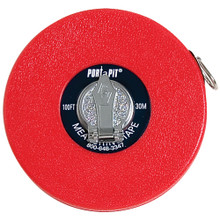 Fiberglass Measuring Tape-100'