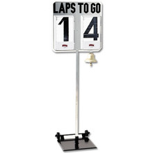Blazer® Lap Counter with Stand and Bell