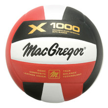 MacGregor® X1000 Indoor/Outdoor Volleyball