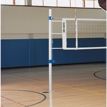 Porter® POWR-RIB II® Aluminum Volleyball Standards (2-Pack)