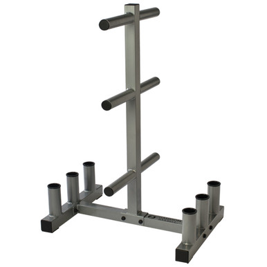 OLYMPIC WEIGHT BAR & PLATE HOLDER
