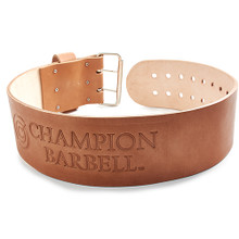 Champion Barbell Cowhide Weight Belt 2
