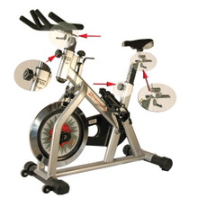 Momentum Exercise Bike