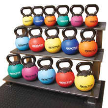 3-Tier Kettlebell Storage Rack