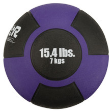 Reactor Rubber Medicine Ball 7kg PURPLE