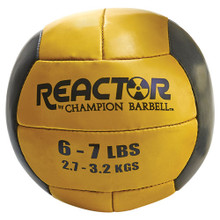 Medicine Ball 19 - 20 lb. Yellow
