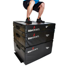 WF - Soft Plyo Boxes (Set of 3)