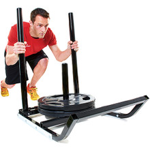 PUSH-PULL SLED W/HARNESS
