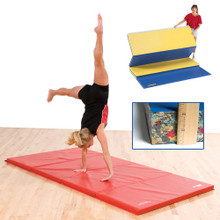 4 ft. x 6 ft. Bonded-Foam Tumbling Mat 1