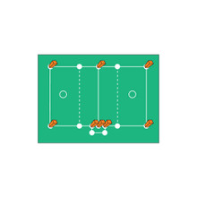 Lacrosse Field Marking Set
