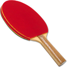GameCraft® Deluxe Sponge Rubber Table Tennis Paddle