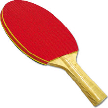 GameCraft® Standard Sponge Rubber Table Tennis Paddle