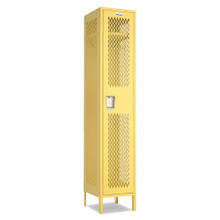 Single Tier Athletic Locker 19