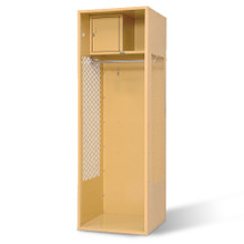 Stadium Locker® with Shelf and Security Box 7