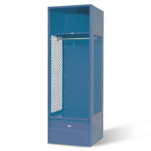 Stadium Locker® with Shelf and Footlocker 2