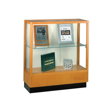 Cabinet Height Trophy Case