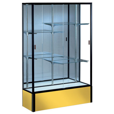 "60"" Spirit Display Case 57"