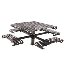 "46"" SQUARE TABLE - IN GROUND"