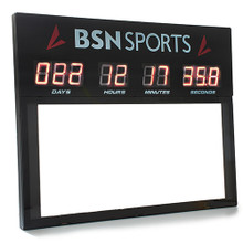 Count Down to Game Day Clock