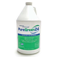 PureGreen24® Disinfectant  - 1 Gallon Refill