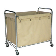 Large Laundry Cart
