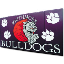 Wall Pads w/Graphics 2' x 7' x 2''