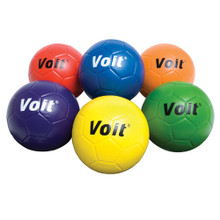 Voit® Tuff-Coated Foam Soccer Ball