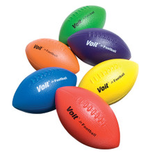 Voit® Tuff Coated Foam Football