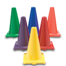 "Color My Class®  18"" Game Cones Set of 6"