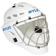 Mylec® Ultra Pro II Goalie Mask - White